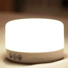 USB Charging Bedside Mini Night Light Breastfeeding Led Lamp Kids Baby Nursery