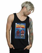 Marvel Men's Deadpool Secret Wars Action Figure Vest