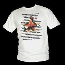 Estrella Roja Soviética Revolución Retro Fresco Camiseta de Playa para Hombre Todos Los Talles