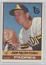 2014 Topps 75th Anniversary Buybacks 1976-497 Joe McIntosh San Diego Padres Card