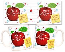 Personalised Teacher Ceramic Mugs