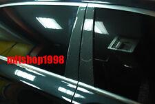 BMW F01 F02 7Series Carbon Fiber Pillar Panel Covers