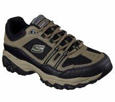 50124 Pebble EWW Wide Width Skechers shoes Men Memory Foam Sporty Casual Comfort