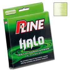 P-LINE HALO - Mist Green 250 Yds 225m 6-20 Lbs - 100% FLUOROCARBON