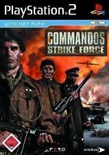 PS2 / Sony Playstation 2 Spiel - Commandos: Strike Force (mit OVP)