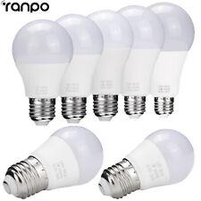 E26 E27 LED Globe Bulb Light 3W 5W 7W 9W 12W 15W 18W Cool Warm White Lamp ST942
