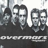 Highlife Overmars MUSIC CD