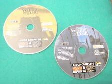 2 CD rom PC the wheel of time 2001 2002 infogrames