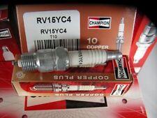 Bougie CHAMPION RV15YC4 moteur MERCRUISER V8 GM VOLVO YAMAHA