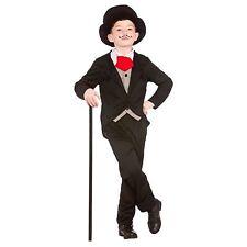 Victorian Gentleman Historical English Kids Childs Boys Fancy Dress Costume