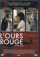 """DVD ZONE 2--L'OURS ROUGE / UN OSO ROJO--CHAVEZ/VILLAMIL/LAVAND--""""CANNES 2002"""""""