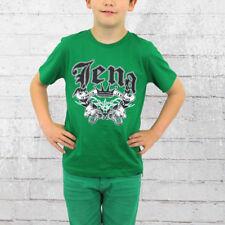 La Vida Loca Kinder T-Shirt Jena grün Kids TShirt Städte-Shirt FCC Fussball