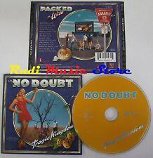 CD NO DOUBT TRAGIC KINGDOM 1995 INTERSCOPE IND 90003 EC NO lp mc dvd vhs