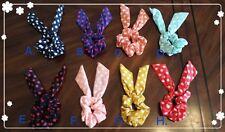Hot Cute Fashion Multicolor Bunny Ear Hair Tie Accessories