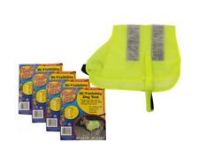 alta visibilità animale domestico Cappotto per cane riflettente Safety Gilet da