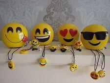 Emoji money boxes, Emoji necklaces, Emoji keyrings childrens gifts clock gift