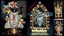 Hindu Deity Metal Statue Lord Venkateswara Vishnu Tirupati Balaji Hindu God