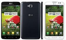 "LG G Pro Lite D680 D685 3G WiFi 8MP 5.5"" TouchScreen 8GB Original Unlocked"