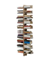 LE ZIE DI MILANO libreria da terra fissata a parete ZIA BICE massello di faggio