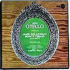 "GIUSEPPE VERDI  ""OTELLO""  DEL MONACO/TEBALDI/EREDE    3LP BOX"