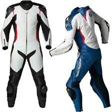 BMW Costume de motard en cuir Biker Cuir Costume Moto Cuir Veste Pantalon EU-54