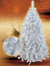 """Weihnachtsbaum Tannenbaum Tanne """"Lena"""" Weiss  sehr dicht  ab 100 bis 290 cm"""