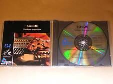 CD / SUEDE / MUSIQUE POPULAIRE / RADIO FRANCE / TRES RARE / ETAT PARFAIT +++