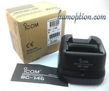 NEW ICOM BC-146 Desktop Cup adapter IC-F30 IC-F40 IC-F11 IC-F21 IC-F12 IC-F22