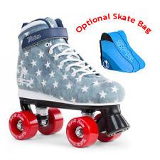 SFR Vision II Toile Quad Patins à Roulettes-Jeans-facultatif Skate Sac