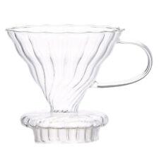Heat Resistant Glass Hand Drip Coffee Pot Server 250/360/600/800ml