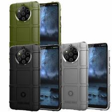 Custodia cover case anti urto tpu protettiva RUGGED SHIELD per Nokia 9 PureView