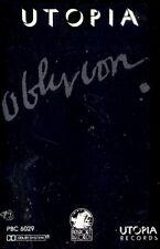 UTOPIA Oblivion cassette tape NEW Todd Rundgren 1984 Roger Powell