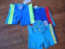Speedo  AQUASHORTS  AGE 1  & 2 years  Blue  Infant Jnr Swim Learn Pool  blue