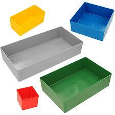 Allit Boxen für Stahlblech Sortimentskasten Kunststoff