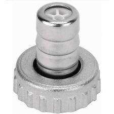 "1/2 - 5/4"" inch BSP Garden Tap Hose Adapter Plug"