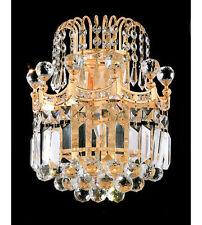 Palace Crown 2 light Crystal Wall  Light Gold Precio Mayorista