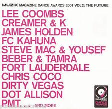 V/A - Muzik Magazine Dance Awards 2001 Volume 2: The Future (UK 11 Tk CD Album)