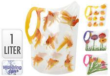 Flexible en plastique 1 litre arrosoir sac pour fleurs jardin serre maison
