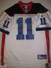 Drew Bledsoe #11 Buffalo Bills Reebok Jersey MED M