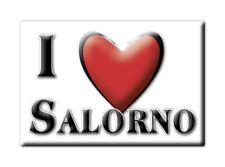 CALAMITA TRENTINO ALTO ADIGE FRIDGE MAGNET MAGNETE SOUVENIR LOVE SALORNO (BZ)--