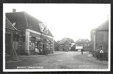 Wierden Town Hall BROMOGRAFIA Overijssel Netherlands 30s
