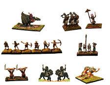 15mm fantasy miniatures-unpainted morts-vivants & skeletons-hot miniatures-multi-list 2