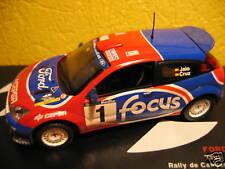 FORD FOCUS WRC  RALLYE DE CANGAS DEL NARCEA TXUS JALO