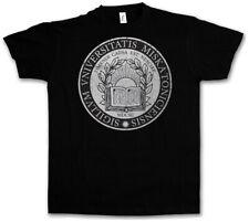 Miskatonic University III vintage t-shirt Arkham Lovecraft HP sign Cthulhu