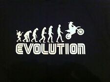 Evolution Moto Biker Camiseta la codificación Trial Moto KTM Regalo De Navidad