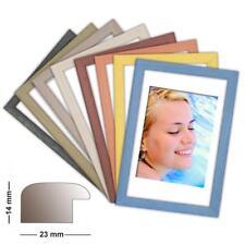 Holzrahmen PAZIFIC, in 8 matten Farben, Bilderrahmen Holz 25 mm Profilbreite