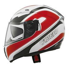 CABERG V2RR CHRONO WHITE/RED MOTORCYCLE HELMET* [INF] new