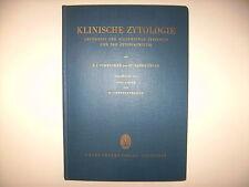 KLINISCHE ZYTOLOGIE ZYTODIAGNOSTIK STREICHER 1953