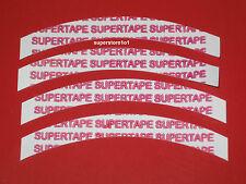 """SUPERTAPE """"C""""THIN STICK CONTOUR HAIRPIECE TAPE  36 PIECES ~ LACE WIGS,TOUPEE."""