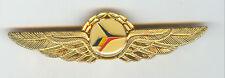 Air Moldova International Pilot Wings Badge